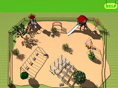 Playground Escape walkthrough