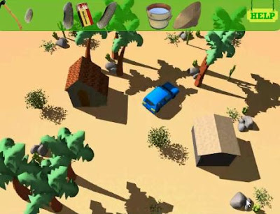 Desert Escape walkthrough