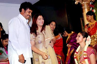 Sridevi Vijayakumar marriage photos Sridevi Vijayakumar wedding pictures 5