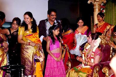 Sridevi Vijayakumar marriage photos Sridevi Vijayakumar wedding pictures