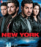 Watch New York Hindi movie online