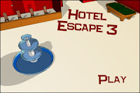 Hotel Escape 3 walkthrough