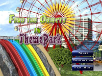 Find the Objects in Theme Park walkthrough
