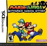 Mario and Luigi: Bowser's Inside Story walkthrough