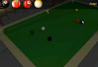 Poolroom Challenge walkthrough