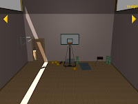 Basketball Room walkthrough