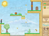Level Editor walkthrough