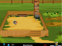 Turkey Farm Escape walkthrough