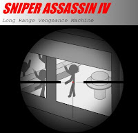Sniper Assassin 4 walkthrough