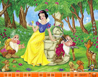 Hidden Numbers-Snow White walkthrough