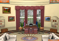 White House Escape walkthrough