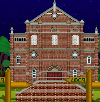 New Year Church Escape walkthrough