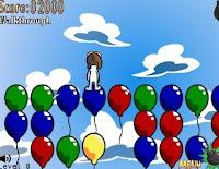 Happy Fun Balloon Time walkthrough