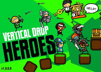 Vertical Drop Heroes walkthrough