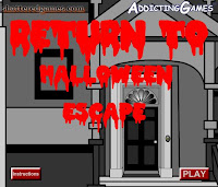 Return to Halloween Escape walkthrough