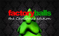 Factory Balls Christmas Edition walkthrough