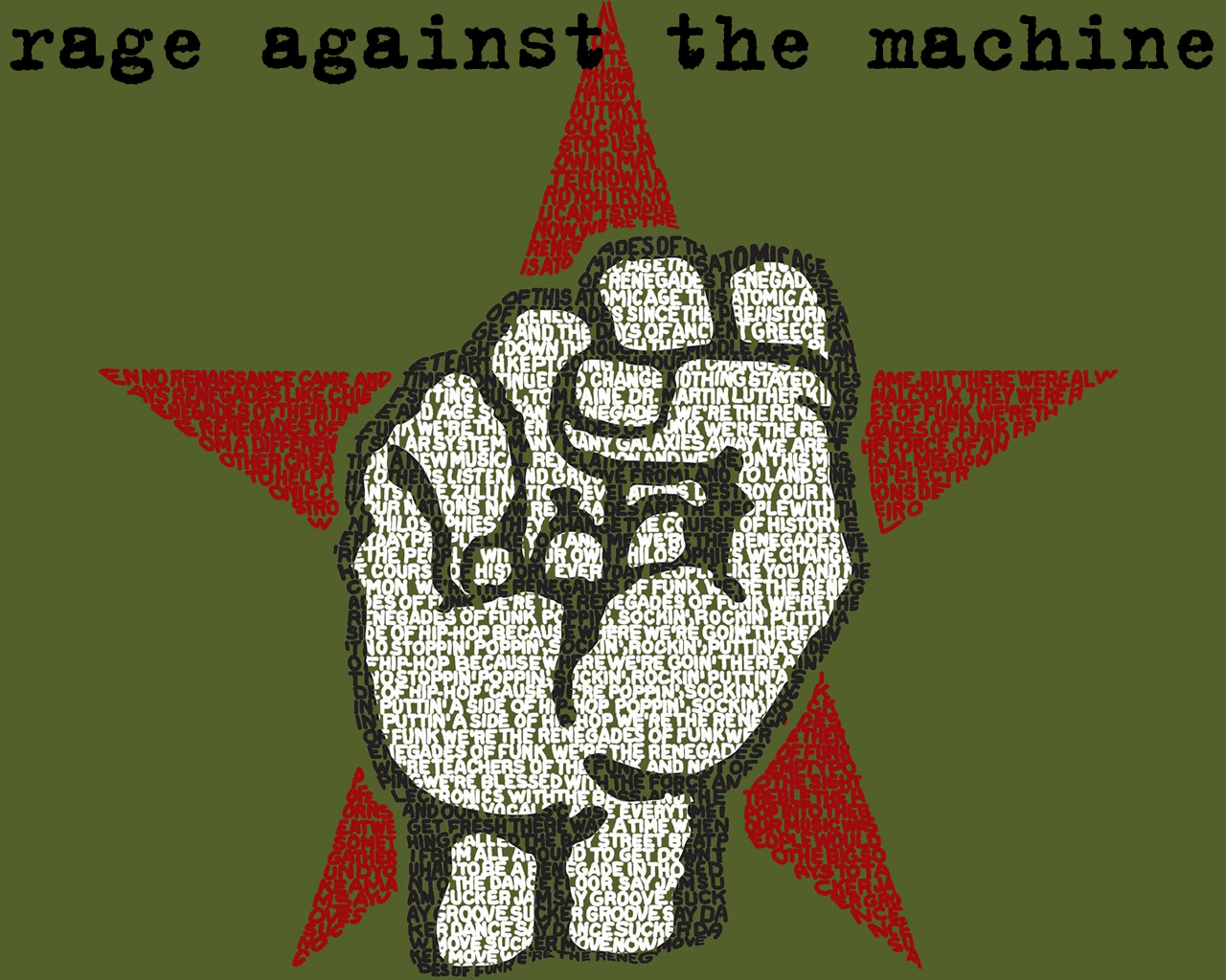 rahe against the machine