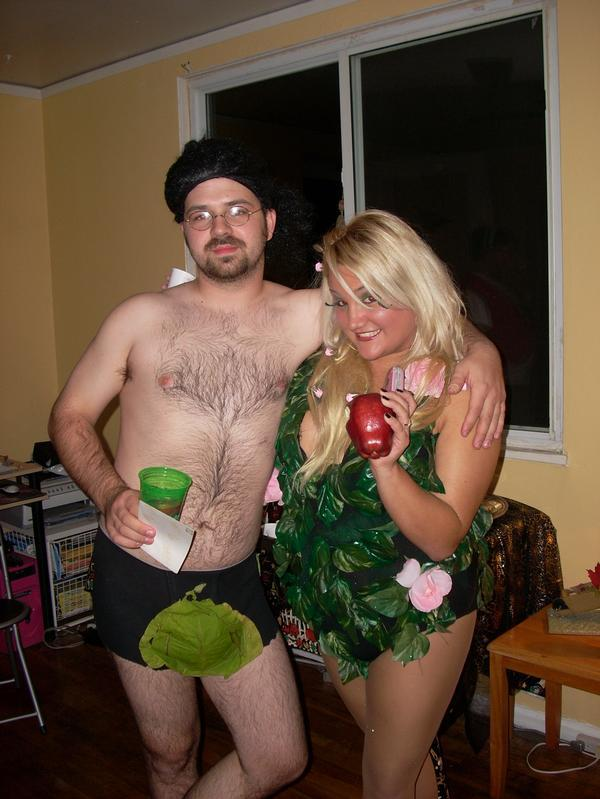 Adam And Eve Costumes Adam Amp Eve 2007