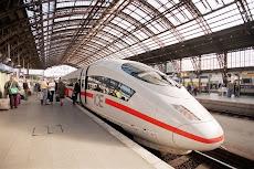 Γερμανία:Ice Train