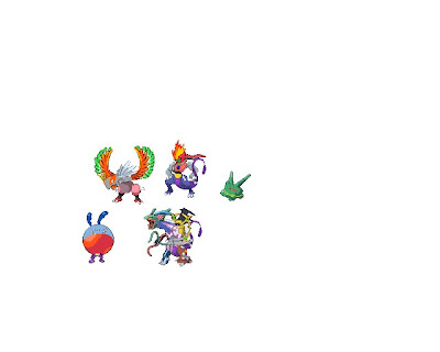 pokemon sprites platinum. All Pokemon Sprites Clips