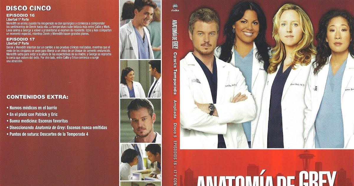 Anatomia de Grey 4 temporada | Peliculas en dvd