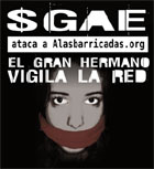 SGAE : El gran Hermano vigila la Red