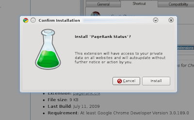 Google Chrome - Extensions and Addons for Linux * [Adblock+, FlashBlock,