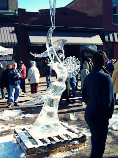 ice scuptures St Charles, MO