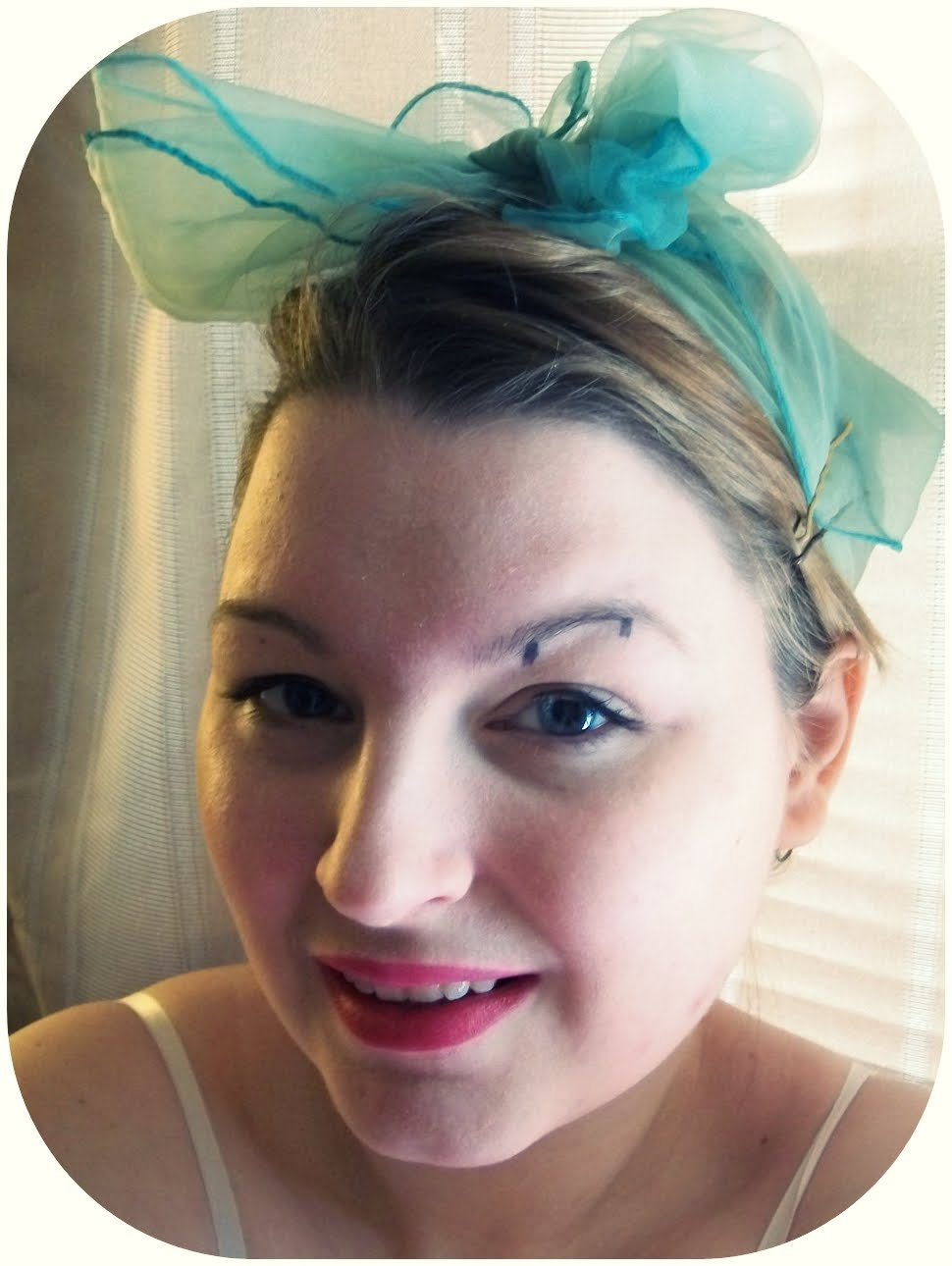 Tutorialhow To Achieve Vintage Eyebrows Va Voom Vintage Vintage