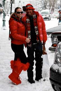 Celebrity Sightings in Aspen- Christmas 2008