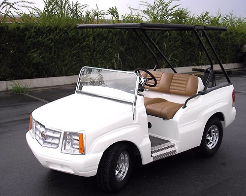 Yamaha Golf Cart Specs