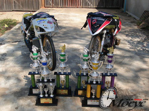 Mio Champion Drag Racer