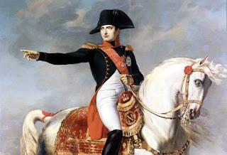 napoleon bonaparte 10 Pemimpin Militer Paling Sukses di Dunia