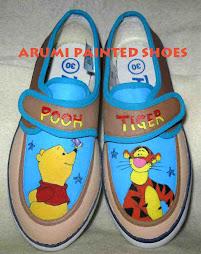 Winnie The Pooh n Tiger