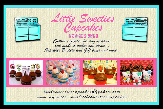 Little Sweetie's Cupcakes