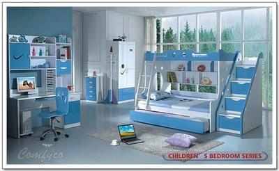 Unique Modern Kids Bedroom