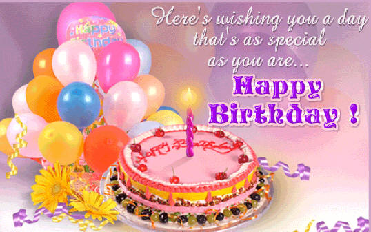 Send Birthday Cards, Birthday Greetings, Happy Birthday Wishes,