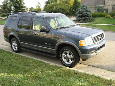 came about for the 2002 model year brought about the best Ford Explorer