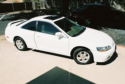Honda Accord Vi 1998 2002 Coupe