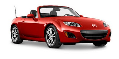The 2010 Mazda MX-5 MIATA