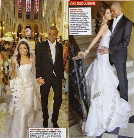 eva longoria wedding. Longoria+parker+wedding+
