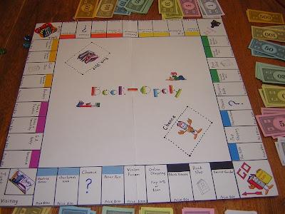 Homemade Math Board Games