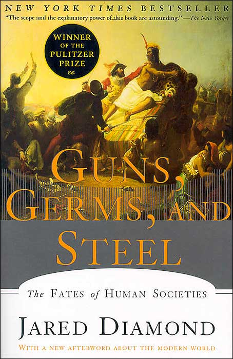 Guns, germs, and steel by jared diamond—a review