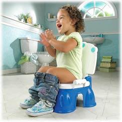 Cocuklarda Tuvalet Egitimi