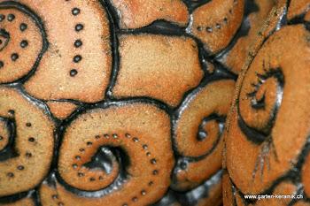 Keramik, Garten, Fotos