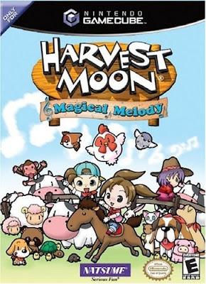 Caratula de Harvest Moon Magical Melody