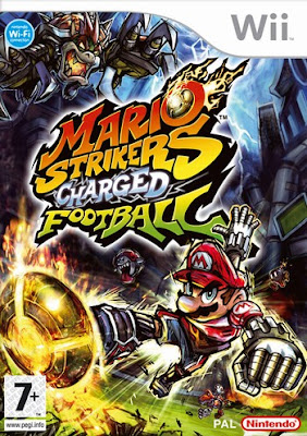 Caratula de Mario Strikers Charged Football