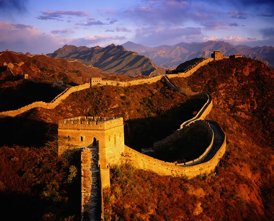 Wonders of the world-The Great Wall of China