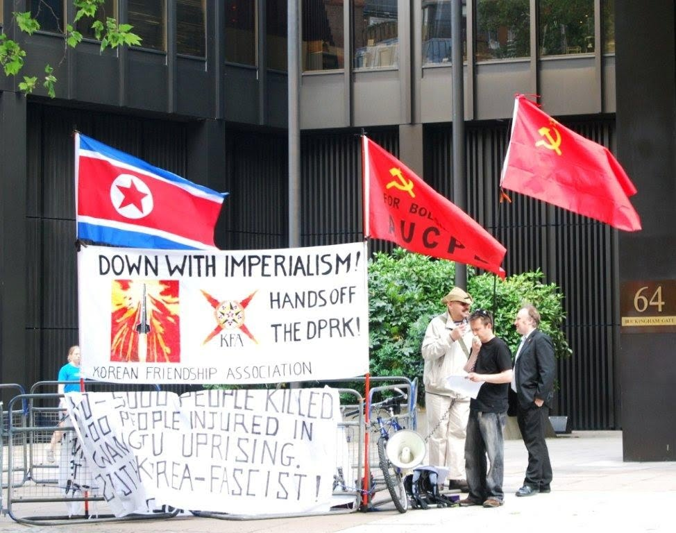 Uk for bolshevism aucpb events uk kfa picket of south for Puppet consul