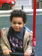 o meu anjinho Miguel